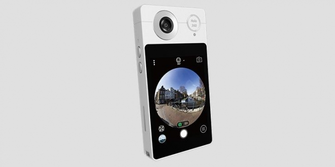 Holo360 وVision360: كاميرتين 360 درجة جديدتين من إيسر