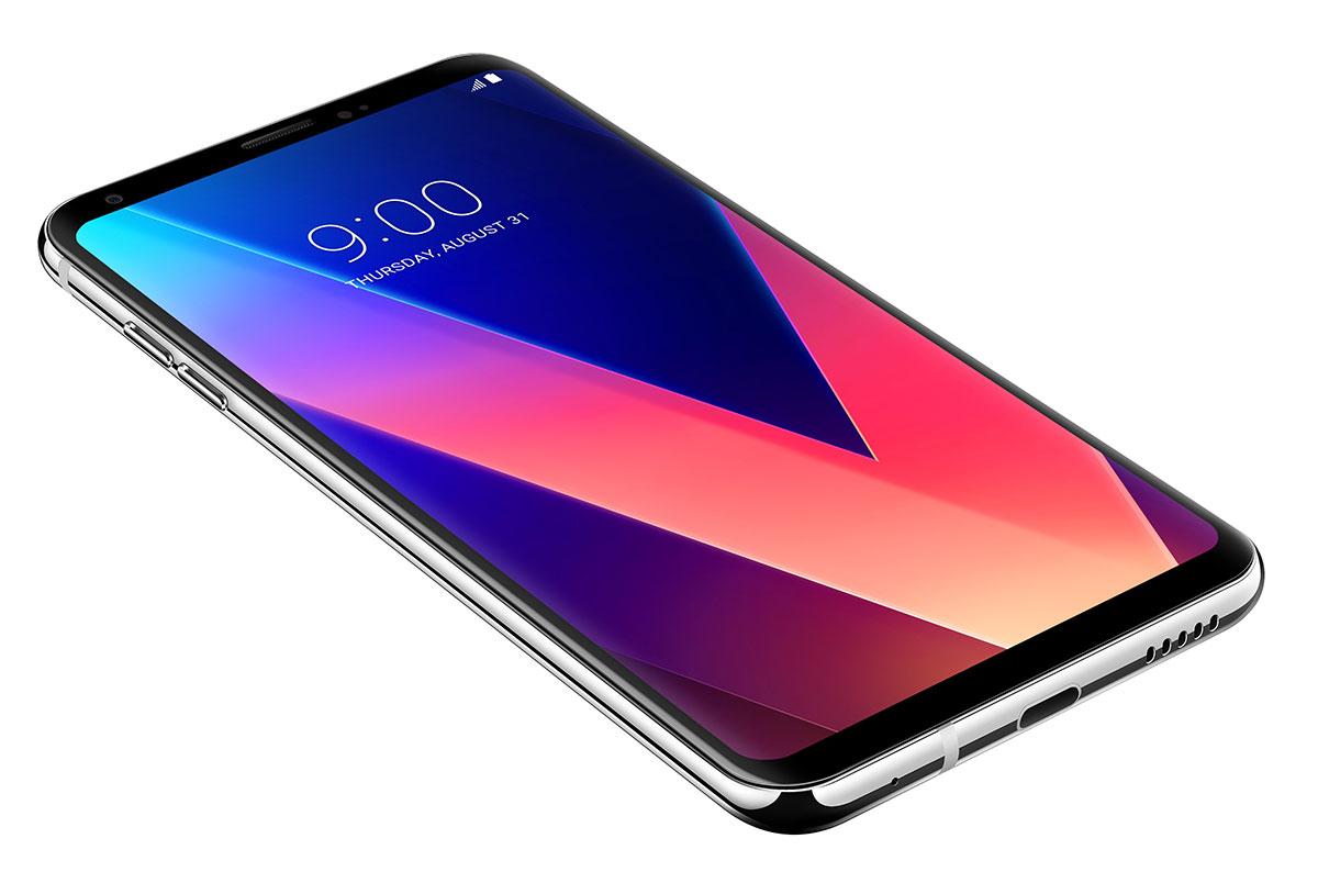 LG V30 Angle