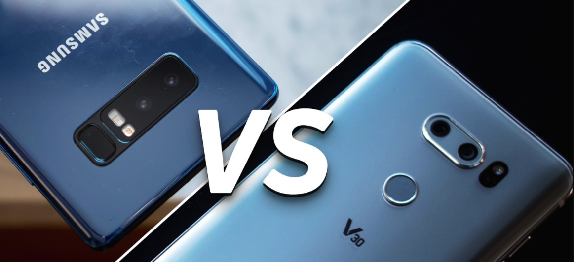 LG V30 vs Samsung Galaxy Note 8 camera