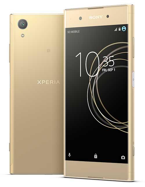 Xperia XA1 Plus gold