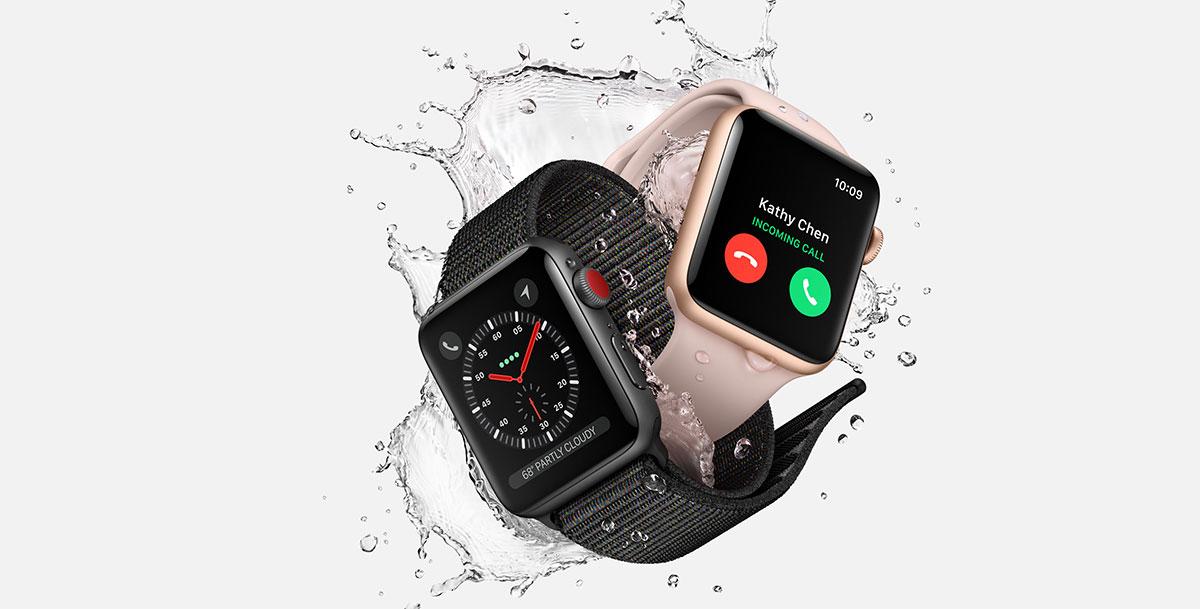 f56a46bbf Apple Watch Series 3: مواصفات ومميزات وسعر الإصدار الثالث من ساعة ابل - صدى  التقنية