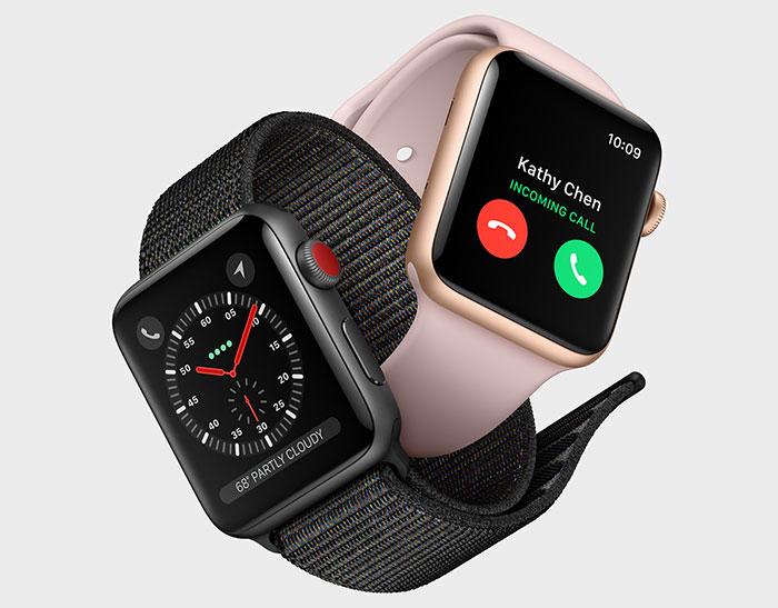 2c602f8e2 Apple Watch Series 3: مواصفات ومميزات وسعر الإصدار الثالث من ساعة ...
