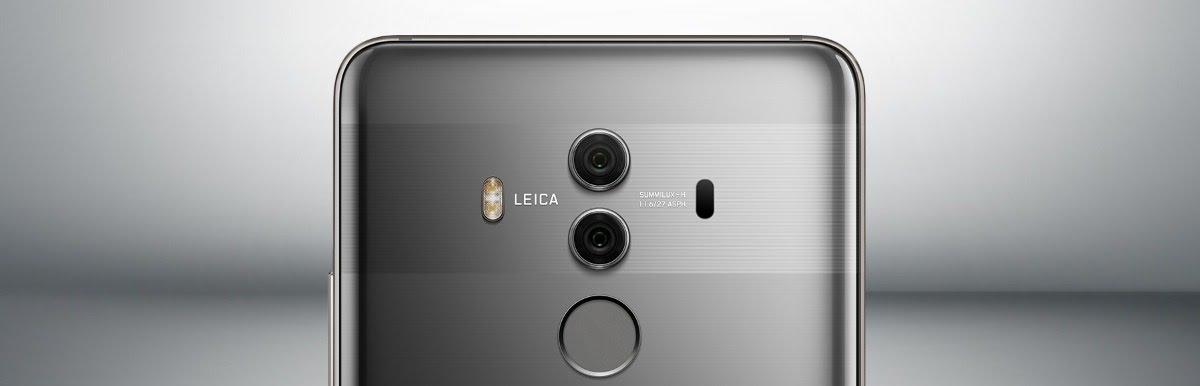 كاميرا HUAWEI Mate 10 Pro camera