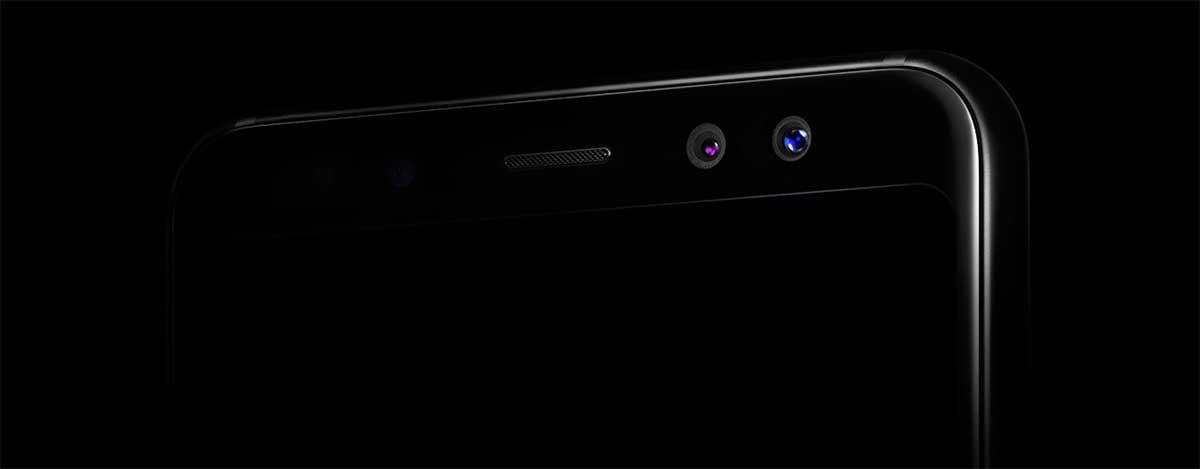 كاميرا Galaxy A8