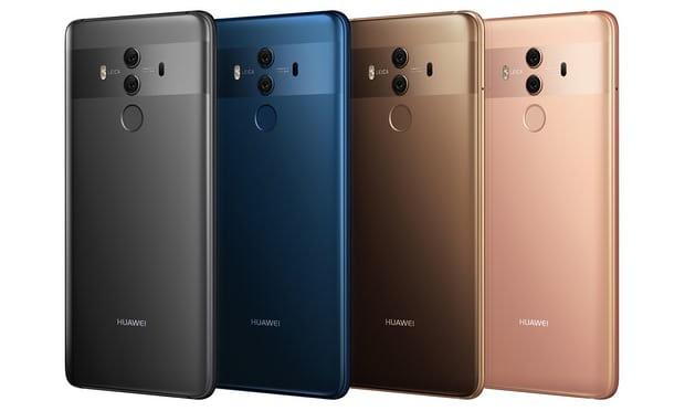 الوان Huawei Mate 10 Pro هواوي ميت 10 برو