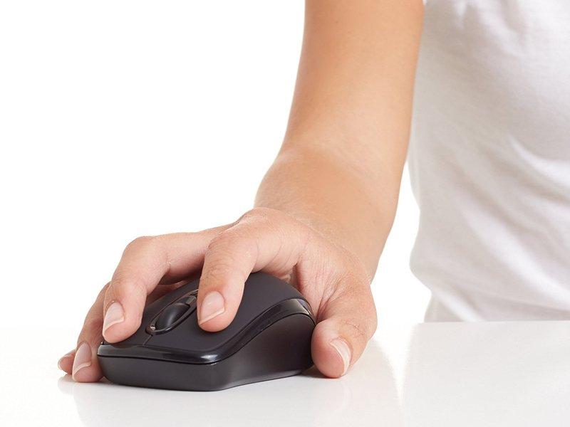 فأرة لاسلكية لأجهزة الكمبيوتر AmazonBasics