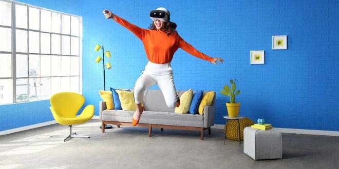 Mirage Solo: لينوفو تعلن عن خوذة واقع افتراضي جديدة بالتعاون مع جوجل