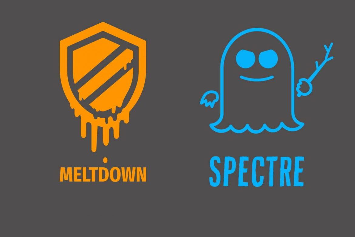 Meltdown spectre attack