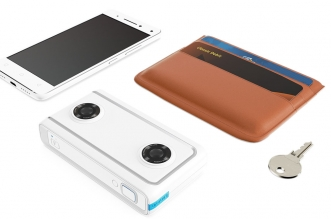 Mirage Camera: كاميرا VR جديدة من شركة لينوفو بالتعاون مع جوجل