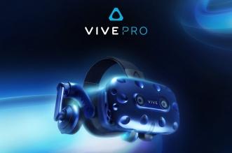 Vive Pro: إصدار جديد أفضل من نظارة HTC للواقع الافتراضي