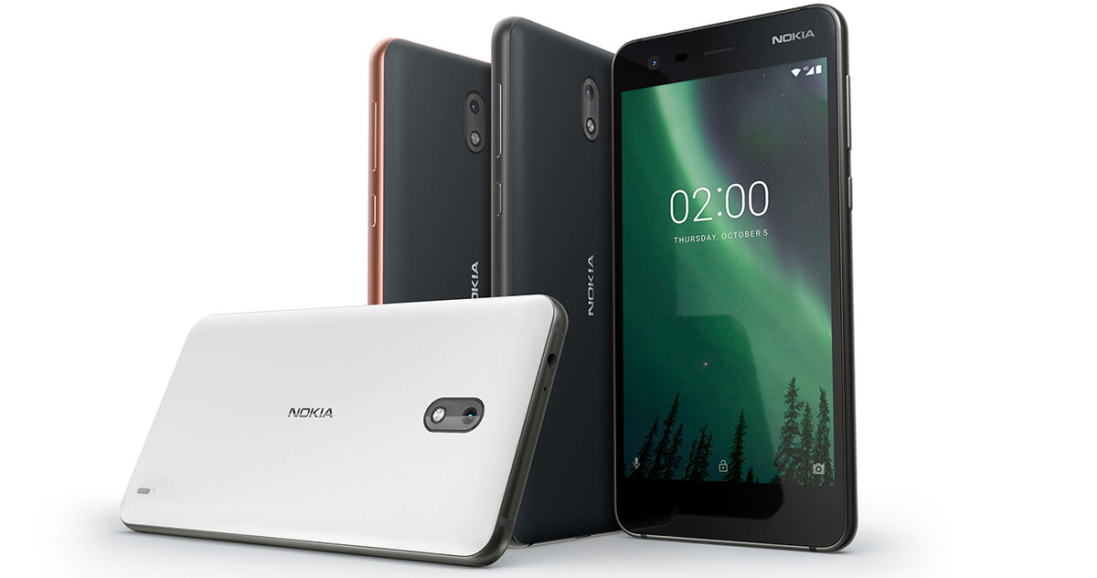 تصميم Nokia 2 نوكيا 2
