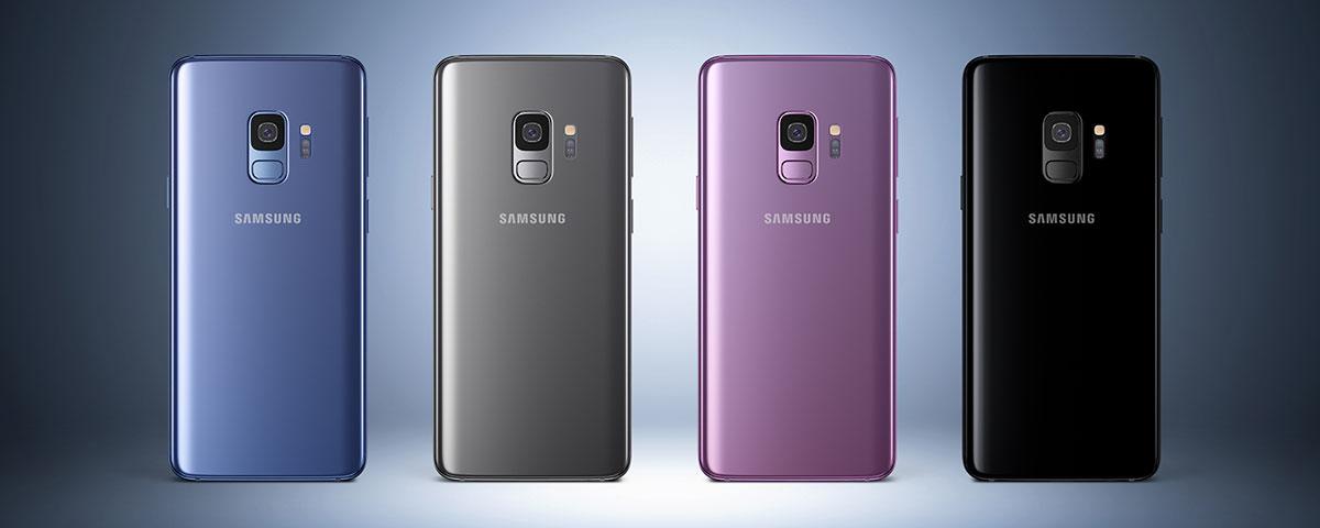 Galaxy S9 جالاكسي اس 9