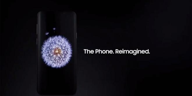 تسريب الفيديو الرسمي للكشف عن جالاكسي S9