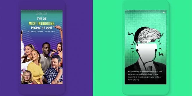 """AMP stories: ميزة """"القصص"""" قادمة لمحرك بحث جوجل"""