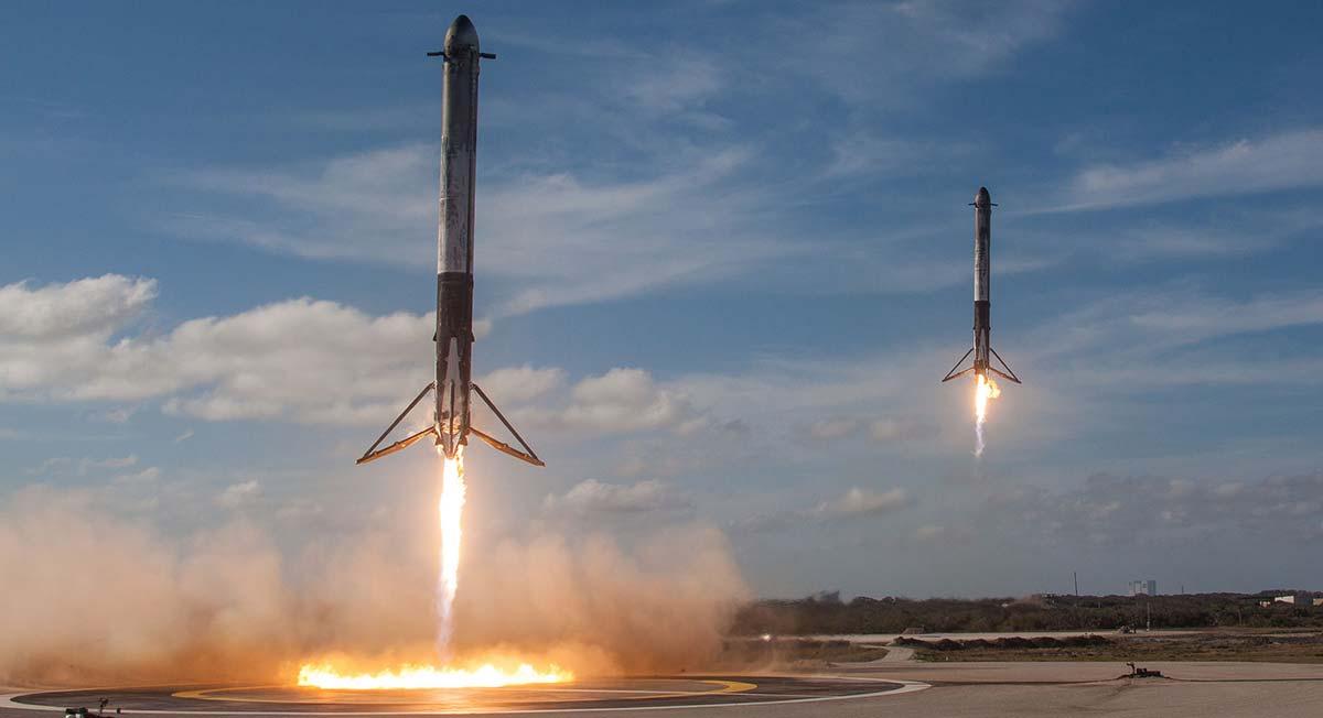 ما هو Falcon Heavy ؟