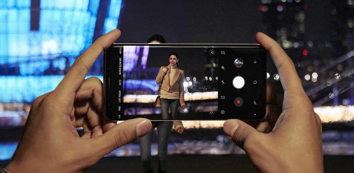 ما الجديد في كاميرا Galaxy S9 Plus جالاكسي اس 9 بلس؟