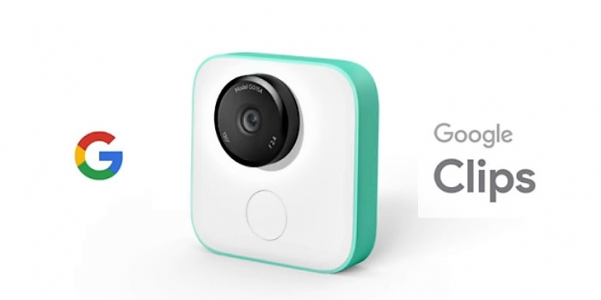 بدأت شركة جوجل رسميا في توفير كاميرتها Google Clips للشراء من خلال متجرها على الإنترنت، وكانت الشركة الأمريكية قد أعلنت عن Google Clips في شهر أكتوبر من العام الماضي 2017؟ فما هو سعر جوجل كليبس ؟ وما هي مميزات ومواصفات كاميرا جوجل الذكية Google Clips ؟