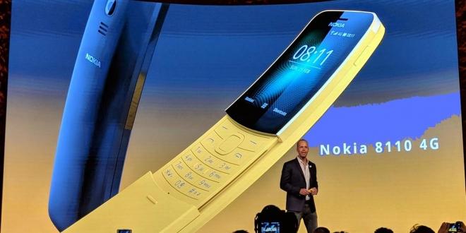 Nokia 8110: مواصفات ومميزات وسعر هاتف الموزة الجديد
