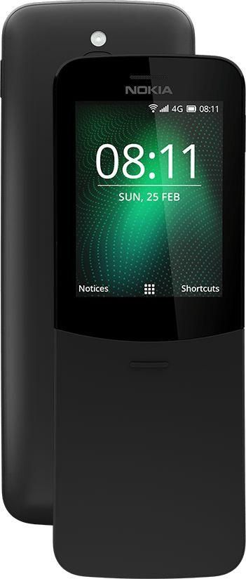 يوفرهاتف الموزة الجديد Nokia 8110 للمستخدم تطبيقات جوجل وفيس بوك وتويتر
