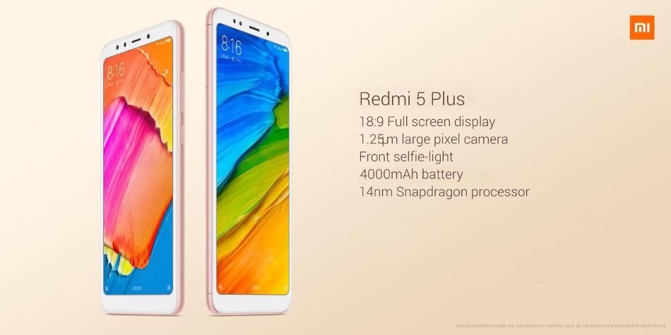 "Redmi 5 Plus ""ريدمي 5 بلس"": المواصفات وأبرز المميزات والسعر"