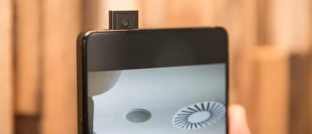 يحمل Vivo Apex مستشعرا للبصمة مدمجا في الشاشة