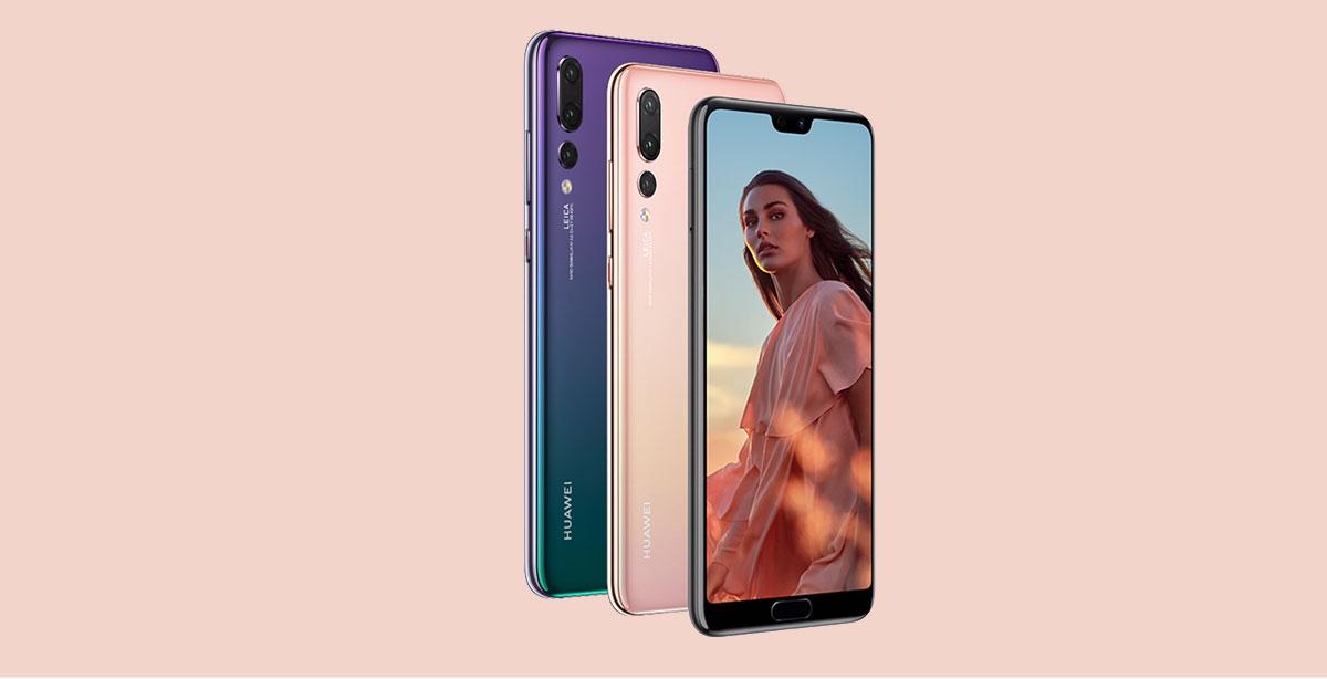 Huawei هواوي برو: المواصفات والمميزات Huawei-p20-pro-color