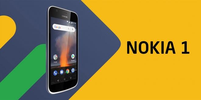 Nokia 1 نوكيا 1: المواصفات والمميزات والسعر