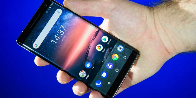 Nokia 8 Sirocco: المواصفات والمميزات والسعر
