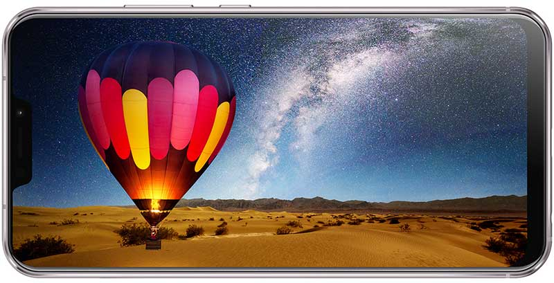 شاشة Zenfone 5 زنفون 5