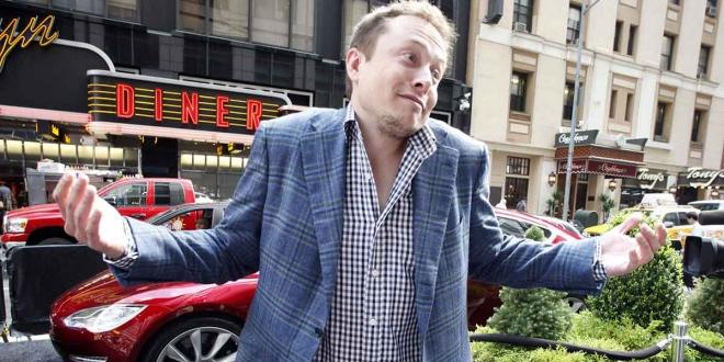 إيلون ماسك يحذف صفحتي SpaceX وTesla من فيسبوك