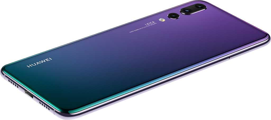 تصميم Huawei P20 Pro هواوي بي 20 برو