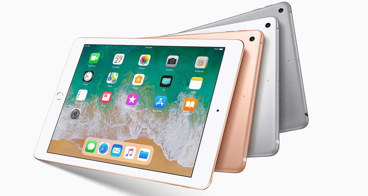 الوان iPad 2018 ايباد 2018