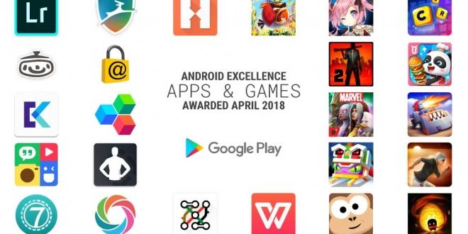 تطبيقات أندرويد المتميزة: جوجل تحدث قائمتها لأفضل التطبيقات في متجر جوجل بلاي