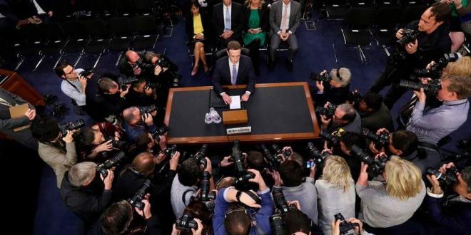شهادة مارك زوكربيرج أمام الكونجرس: أبرز الأسئلة والإجابات