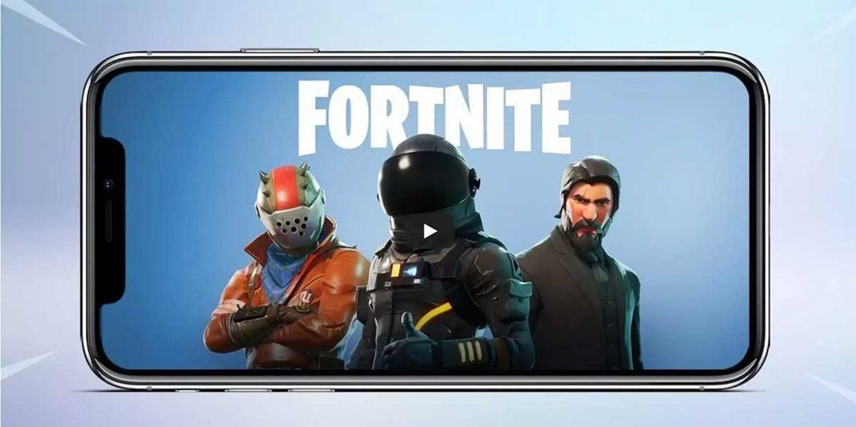 لعبة فورت نايت Fortnite متوفرة الآن للتحميل مجانا لهواتف آيفون وأجهزة آيباد