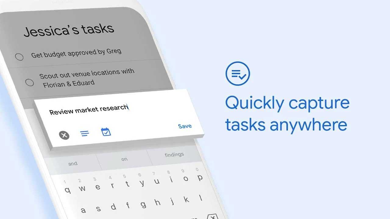 "Google Tasks ""مهام جوجل"""