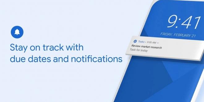 Google Tasks: تطبيق جديد من جوجل لإدارة المهام