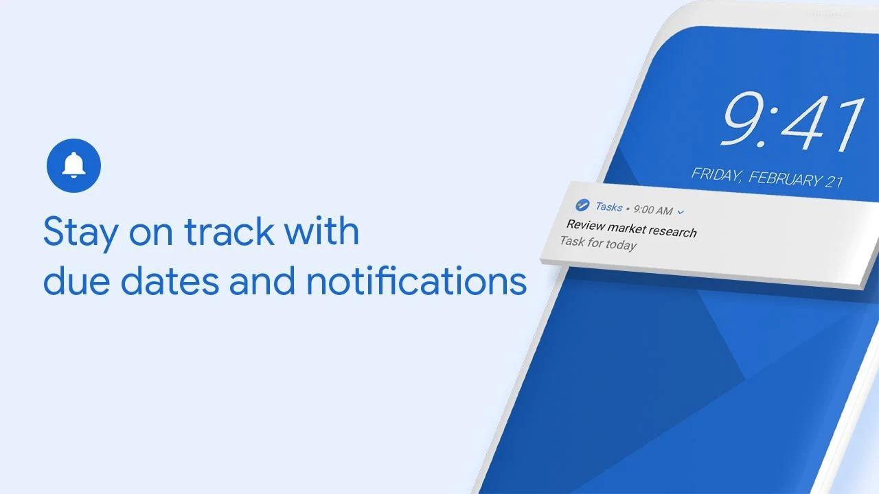 Google Tasks: تطبيق جديد من جوجل لإدارة المهام - صدى التقنية