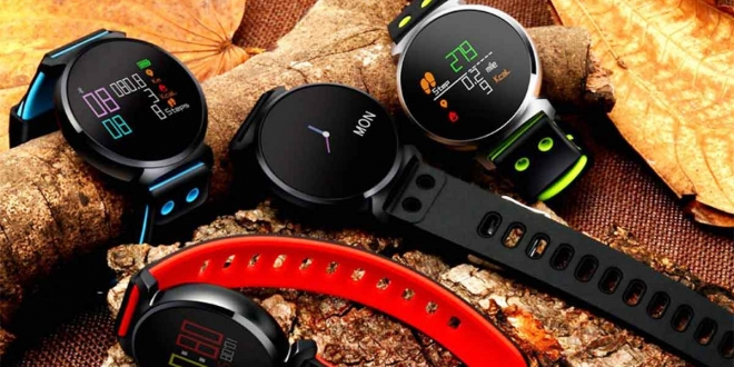 K2: ساعة يد ذكية تتيح قياس ضغط الدم والعديد من المزايا بتكلفة منخفضة