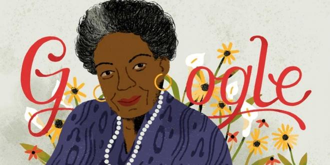 جوجل تحتفل بالذكرى الـ 90 لميلاد مايا أنجيلو