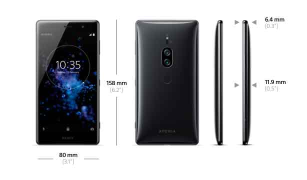 Xperia Premium: specifications-Xperi