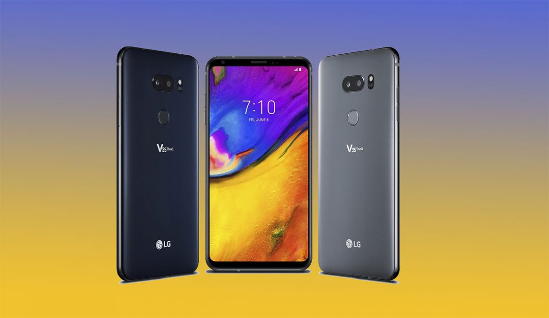 LG V35 ThinQ: المواصفات والمميزات والسعر