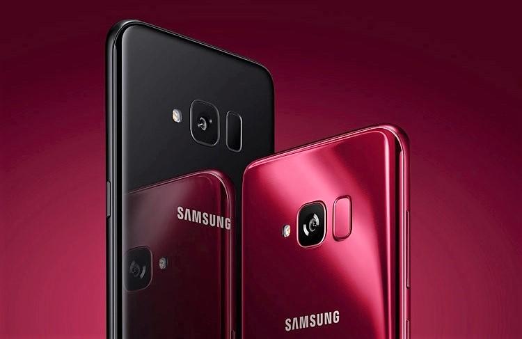 حافظت سامسونج في Galaxy S Light Luxury على مزايا هاتفها الرائد جالاكسي اس 8