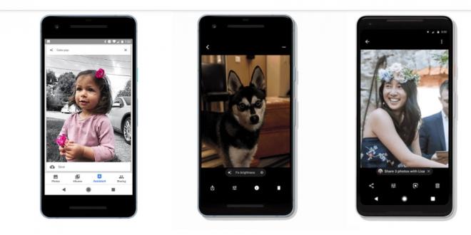 Google Photos يتيح تلوين الصور القديمة والعديد من المميزات الجديدة
