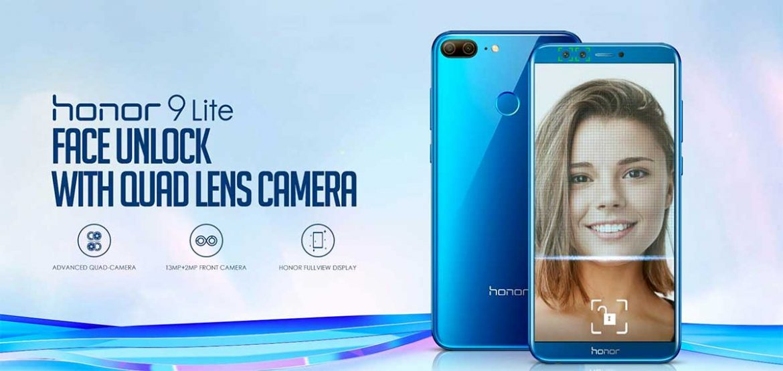 Honor 9 Lite هونر 9 لايت: المواصفات والمميزات والسعر