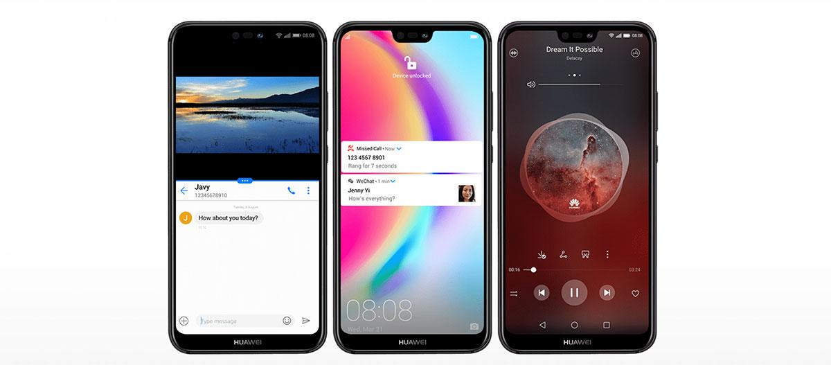 """مميزات Huawei P20 Lite """"هواوي بي 20 لايت"""""""
