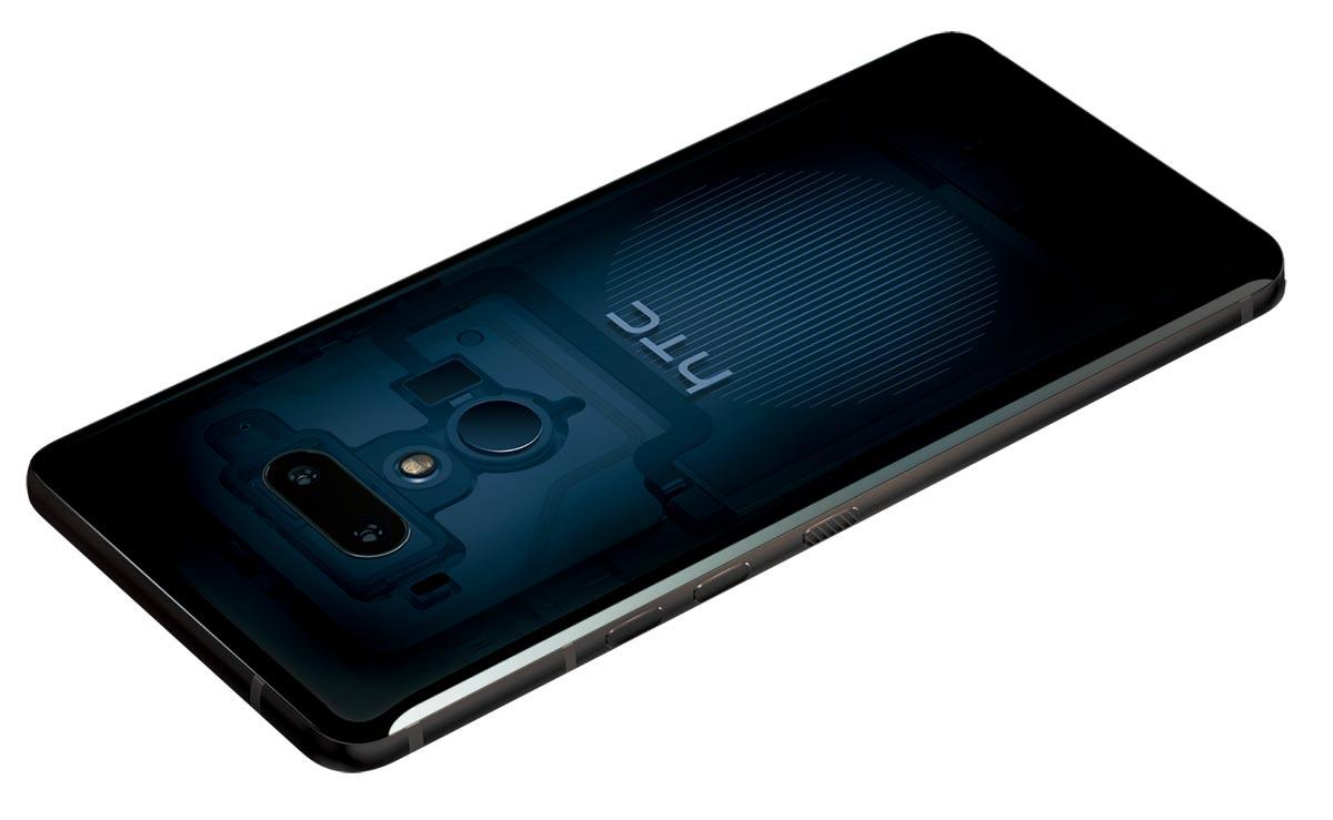 يدعمHTC U12 Plus طريقة جديدة للتفاعل مع الهاتف عبر الضغط على الجانبين
