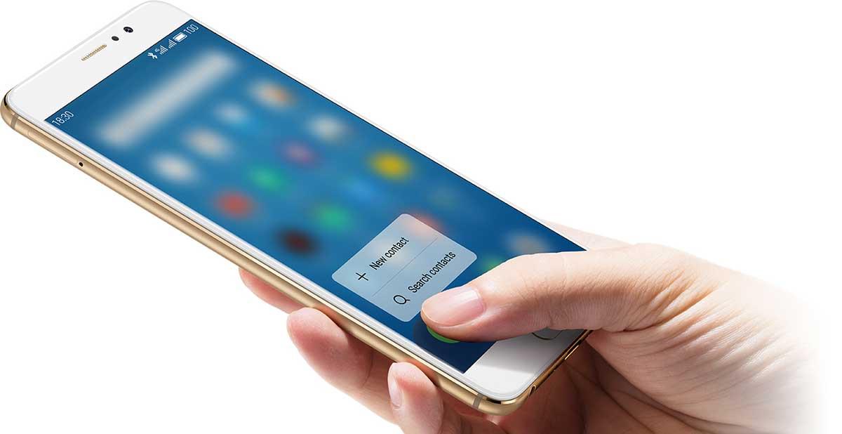 يدعم Meizu Pro 6 Plus ميزة 3D Touch