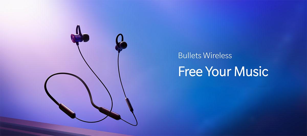 Bullets Wireless: سماعة لاسلكية من وان بلس تدعم مساعد جوجل الصوتي