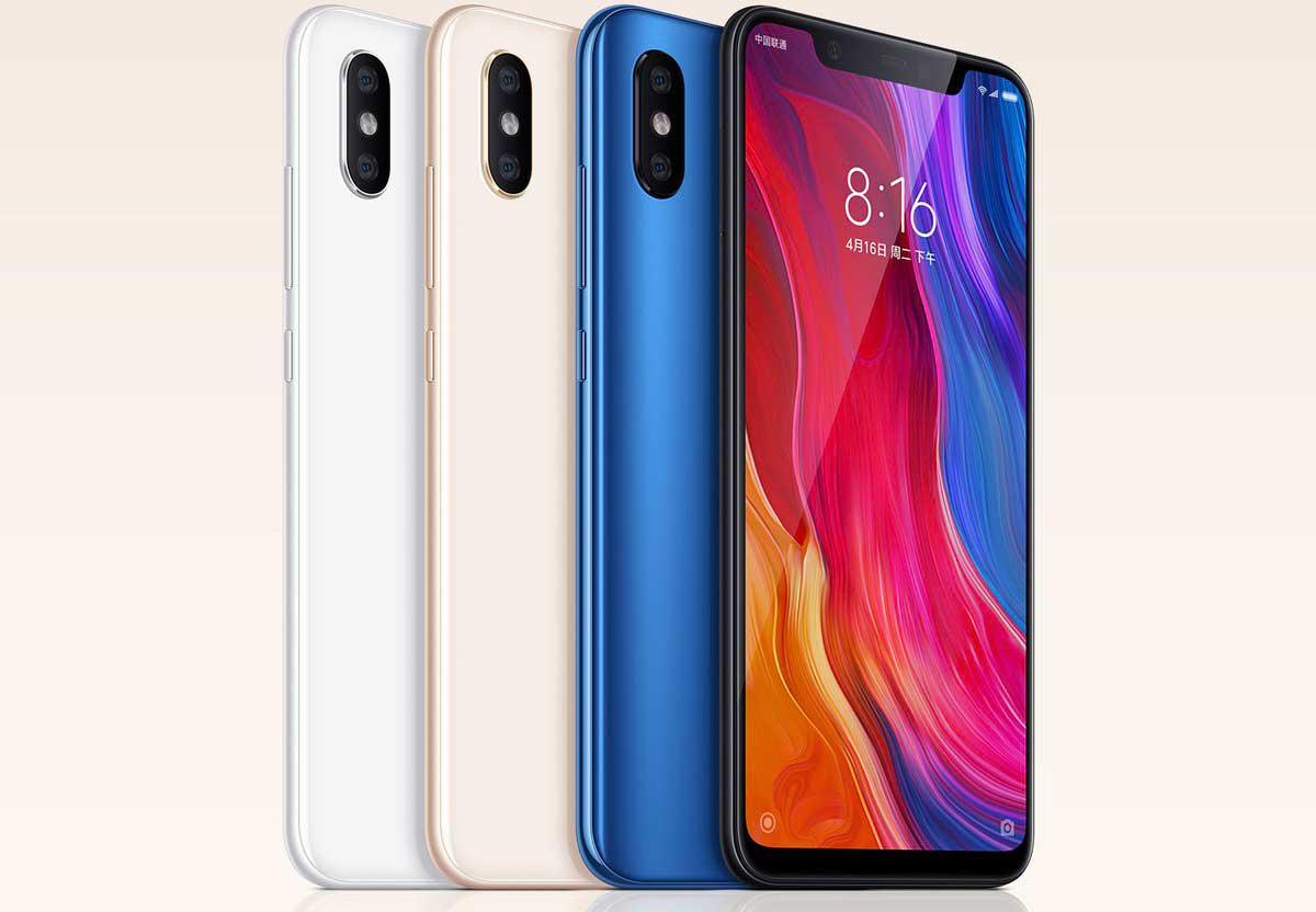 ما هي مواصفات Xiaomi Mi 8 شاومي مي 8؟